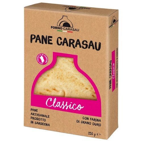 Forno Carasau Лепешки Pane Carasau Classico пшеничные 250 г