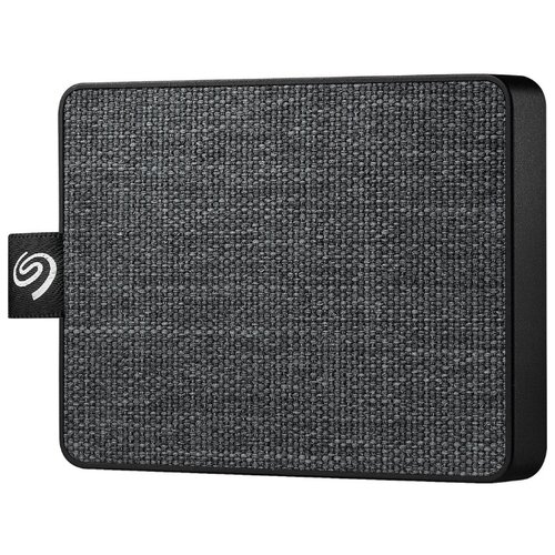 Фото - Внешний SSD Seagate One Touch 500 ГБ черный внешний ssd seagate one touch 500 гб камуфляж зеленый