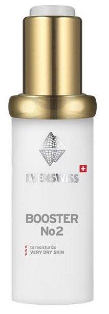 Evenswiss Booster № 2 Увлажняющий бустер для сухой кожи лица