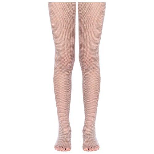 Фото - Колготки Conte Elegant RETI размер 158-164, bianco комплект conte elegant conte elegant mp002xw13v8a