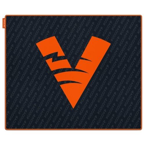 Коврик Virtus.pro Control Edition M черный/оранжевый