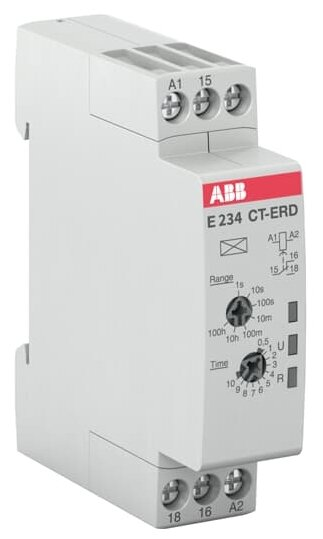 Таймер ABB CT-ERD.12