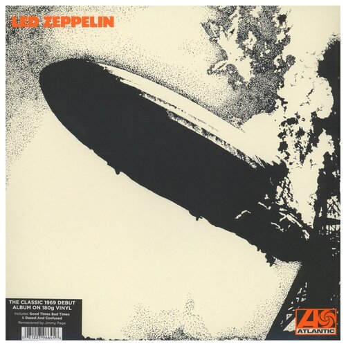 Led Zeppelin. Led Zeppelin I. Remastered Original (LP) цена 2017