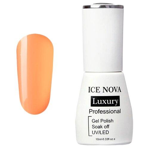 Купить Гель-лак для ногтей ICE NOVA Luxury Professional, 10 мл, 057 honey