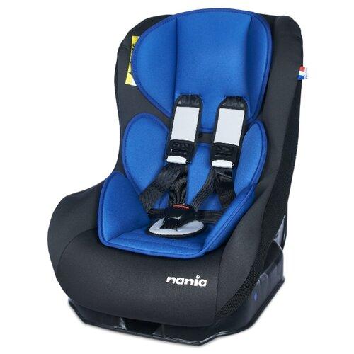 Автокресло группа 0/1 (до 18 кг) Nania Maxim Access, blue группа 1 от 9 до 18 кг nania maxim isofix tech