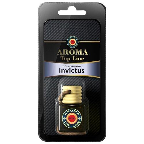 AROMA TOP LINE Ароматизатор для автомобиля 3D Aroma №47 Paco Rabanne Invictus 6 мл