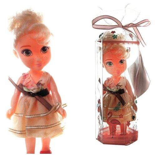 Кукла-мини ABtoys Emily в прозрачной коробочке (блодинка), 16,5см