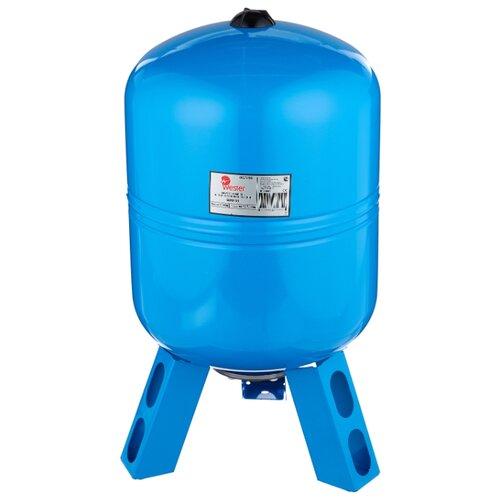 Гидроаккумулятор Wester WAV 50 50 л вертикальная установка гидроаккумулятор reflex de 33 33 л вертикальная установка