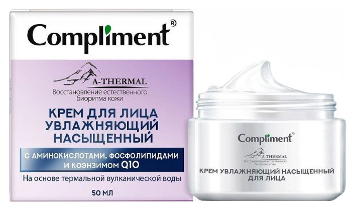 Compliment A Thermal Крем для лица увлажняющий