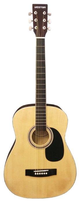 Акустическая гитара VESTON F-38/NT