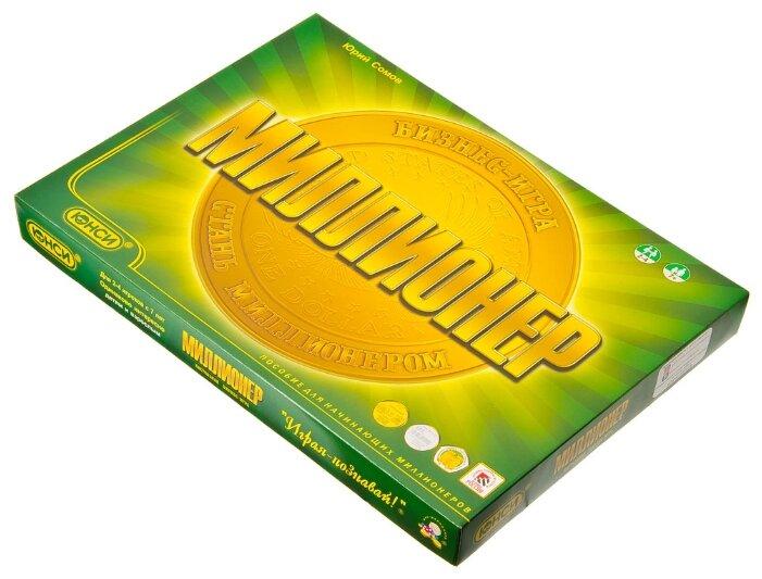 Настольная игра ЮНСИ Миллионер — купить по выгодной цене на Яндекс.Маркете