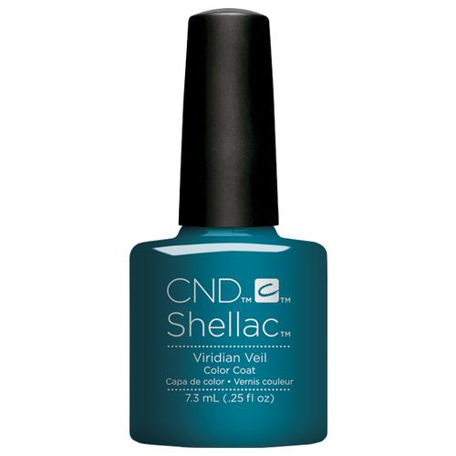 Купить Гель-лак для ногтей CND Shellac Nightspell, 7.3 мл, Viridian Veil