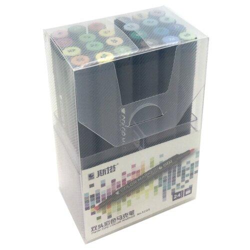 Купить STA Набор маркеров, 24 шт. (STA3203-24), Фломастеры