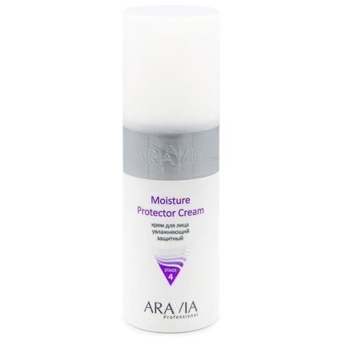 ARAVIA Professional Moisture Protector Cream Крем увлажняющий защитный для лица, 150 мл aravia professional мист aqua comfort 150 мл