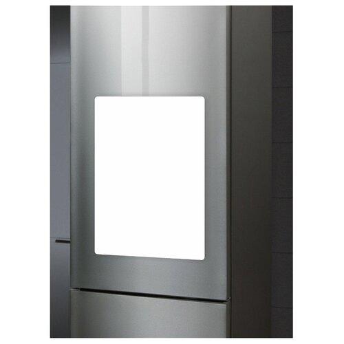 Доска на холодильник магнитно-маркерная Doski4you Большая комплект (36х58 см) белый магнитно грифельная доска на холодильник время обеда черная