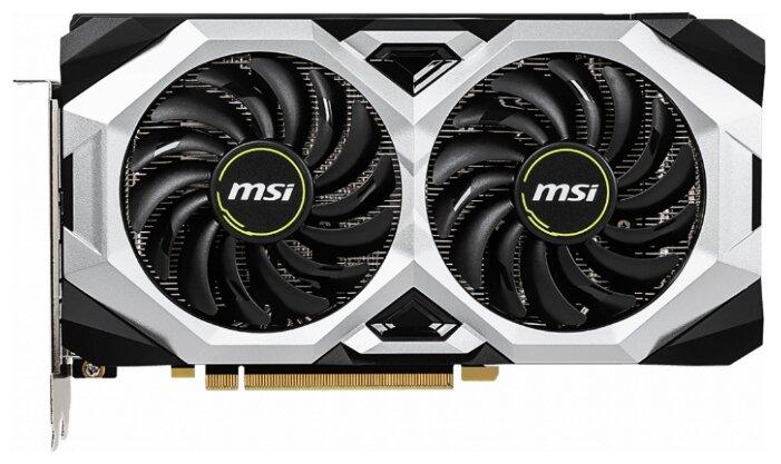 Видеокарта MSI GeForce GTX 1660 SUPER 1815MHz PCI-E 3.0 6144MB 14000MHz 192 bit 3xDisplayPort HDMI HDCP VENTUS OC — купить по выгодной цене на Яндекс.Маркете