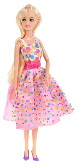 Кукла Карапуз София с красками для волос,