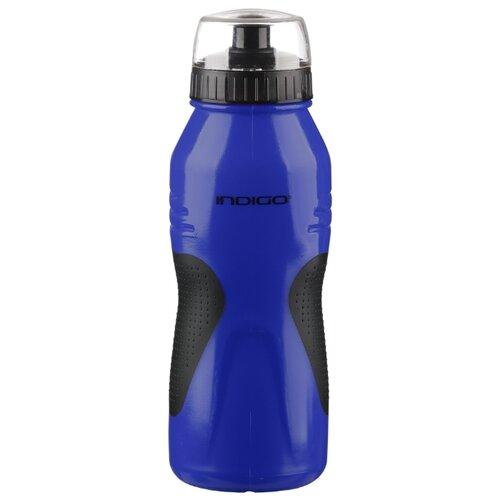 Фляга Indigo Comfort сине-черный 600 мл недорого