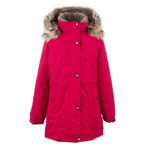 Купить Парка KERRY Edna K20671 размер 152, 00095 красный, Куртки и пуховики