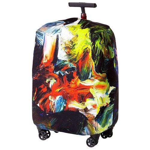 Фото - Чехол для чемодана RATEL Inspiration Courage M, разноцветный чехол для чемодана ratel inspiration obscurity m разноцветный