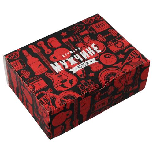 Подарочный набор Чистое счастье Гифт бокс мужской (4847267)