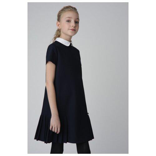 Платье Gulliver размер 122, синий
