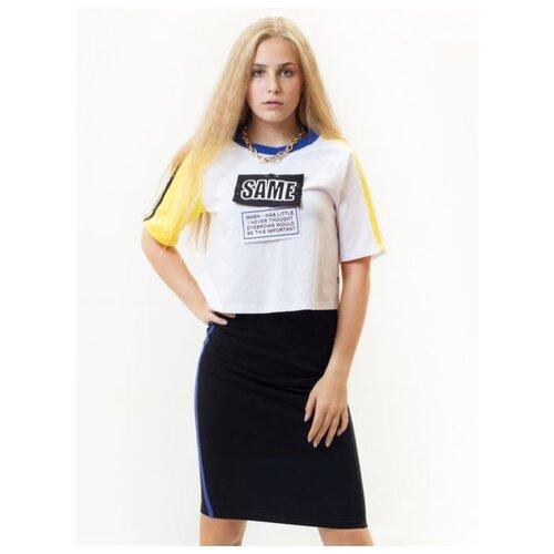 Купить Комплект одежды Nota Bene размер 140, белый, Комплекты и форма