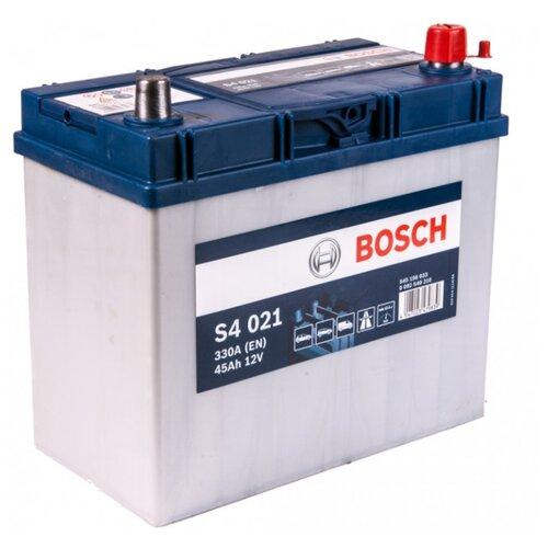 цена на Автомобильный аккумулятор Bosch S4 021 (0 092 S40 210)
