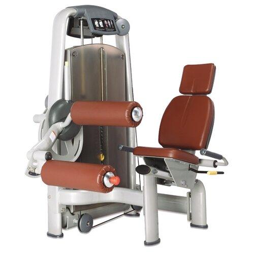 Тренажер со встроенными весами Bronze Gym A9-013 коричневый/серый вертикальная кросс тяга bronze gym a9 012b