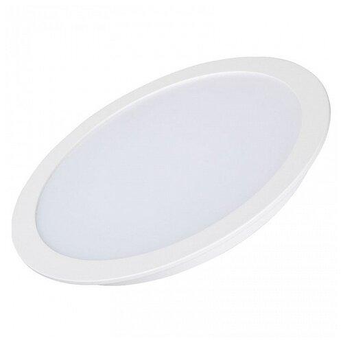 Встраиваемый светильник Arlight DL-BL225-24W White цена 2017