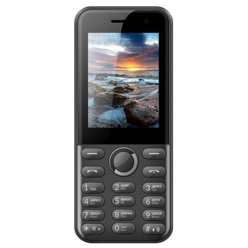 Телефон VERTEX D567 черный