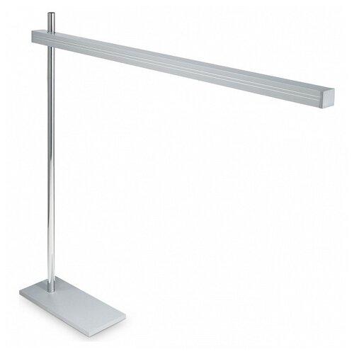 Настольная лампа светодиодная IDEAL LUX Gru TL105 147635 Alluminio, 6.3 Вт настольная лампа ideal lux rain color tl2