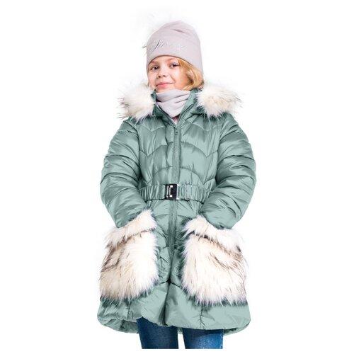 Пальто BOOM! by Orby 90553 размер 146, мятный фото