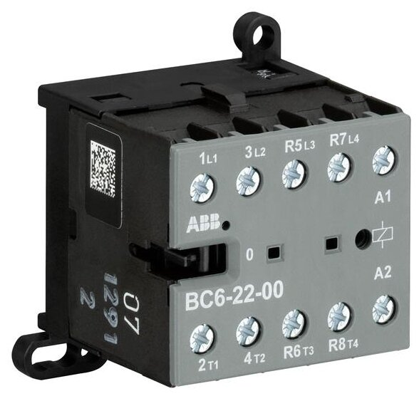 Магнитный пускатель/контактор перемен. тока (ac) ABB GJL1213501R0005 — купить по выгодной цене на Яндекс.Маркете