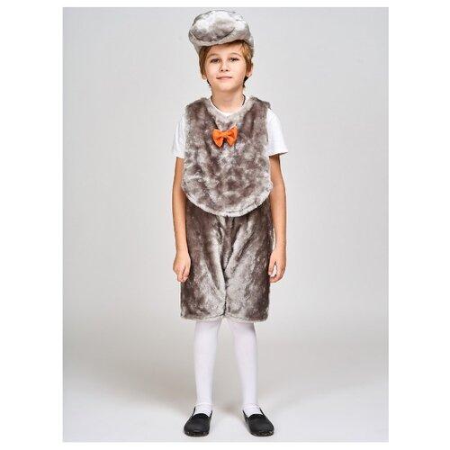 Купить Костюм Радомир Бегемот (С1035), серый, размер 104-134, Карнавальные костюмы