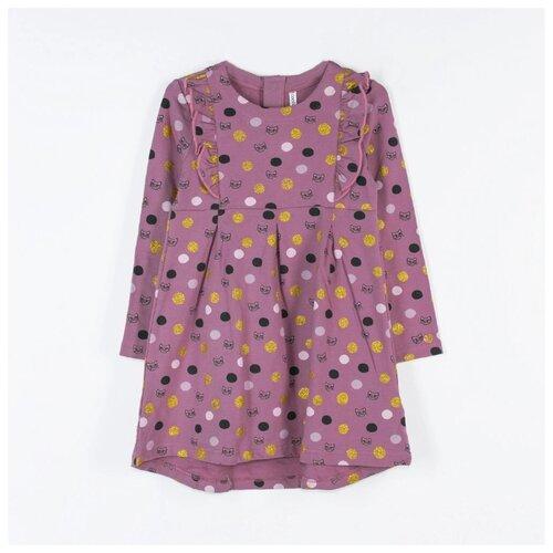 Платье COCCODRILLO размер 110, розовый
