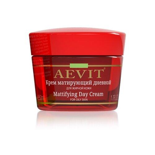 Фото - Aevit Дневной крем для лица Матирующий для жирной кожи, 50 мл матирующий дневной крем для жирной и проблемной кожи лица 60 мл