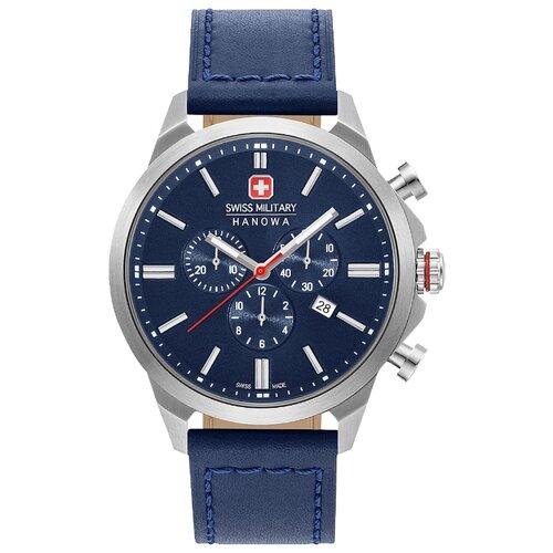 Наручные часы Swiss Military Hanowa 06-4332.04.003 наручные часы swiss military hanowa наручные часы