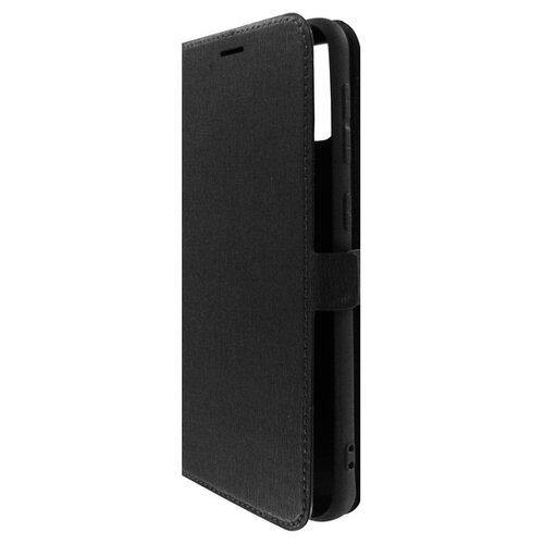 Krutoff / Чехол-книжка Krutoff для Xiaomi Redmi Note 9 Pro/9S (Ксяоми Редми Нот 9 Про/9С) черный