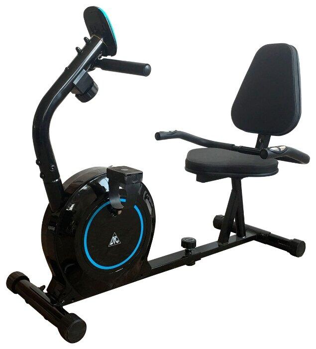 Горизонтальный велотренажер DFC B504R