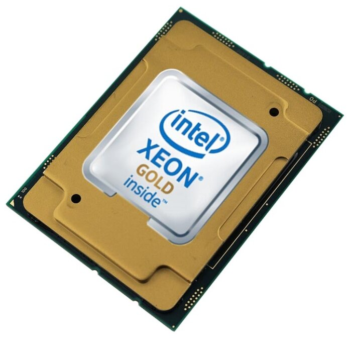 Процессор Dell Intel Xeon Gold 5222 338-BYXJ