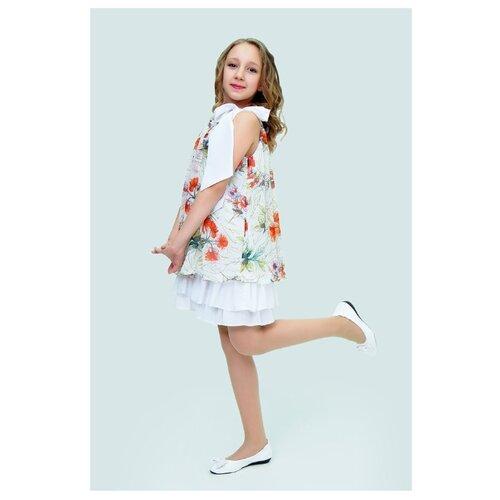 Платье Ladetto размер 42, молочный