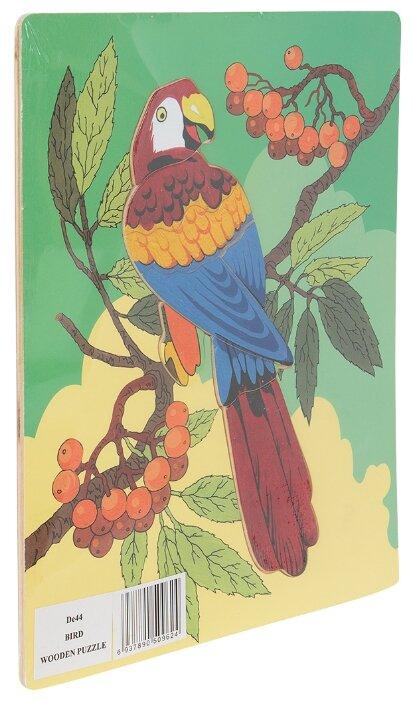 Рамка-вкладыш Чудо-Дерево Попугай (DE44)