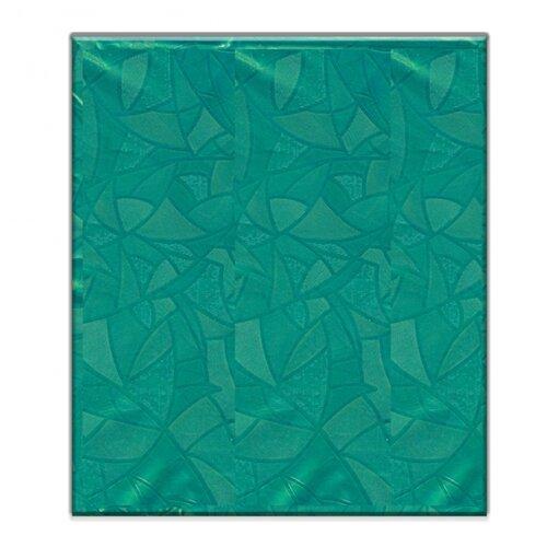 Скатерть полиэтиленовая Комус 120*180 см, зеленая