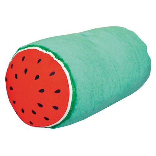 Антистрессовая подушка-валик Штучки, к которым тянутся ручки Фрукты, арбуз