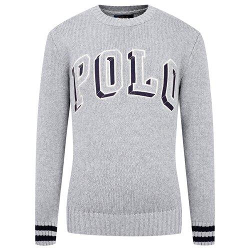 Купить Джемпер Ralph Lauren размер 92, серый, Джемперы и толстовки