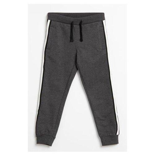 Брюки COCCODRILLO размер 134, графитовый спортивные брюки coccodrillo размер 134 антрацитовый