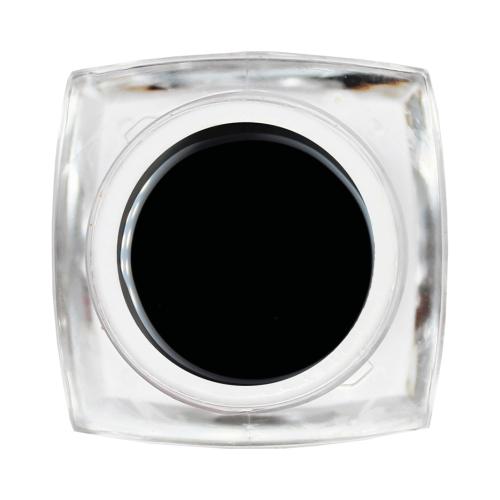 Краска Nika Nagel Stretch-gel (паутинка) черный