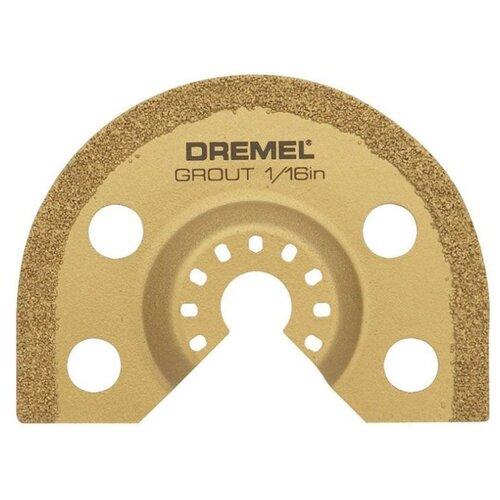 Насадка Dremel Multi-Max MM501 полотно для мфи dremel multi max mm501 сегм диск раствор клей