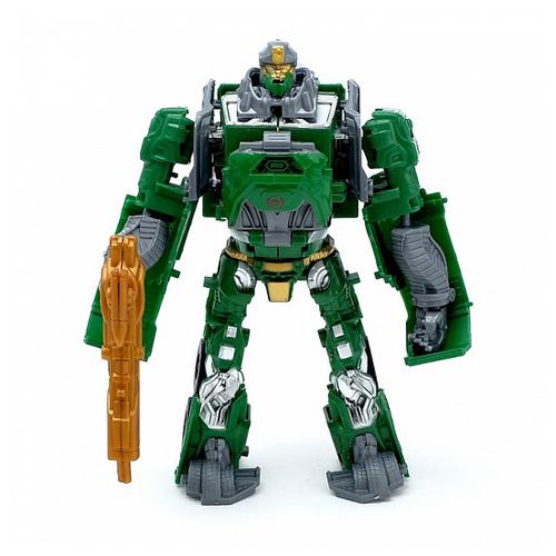Купить Трансформер Dade Toys Heroes Return D622-E271 зеленый, Роботы и трансформеры